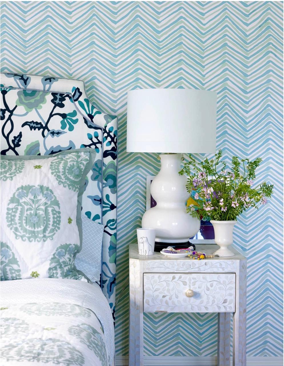 Quadrille Fabrics Wallpaper And Fabric Designer 3 More