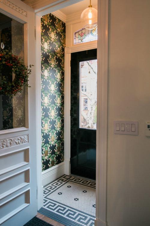 Interior Design Ideas Bed Stuy Brownstone Reno Mixes Old