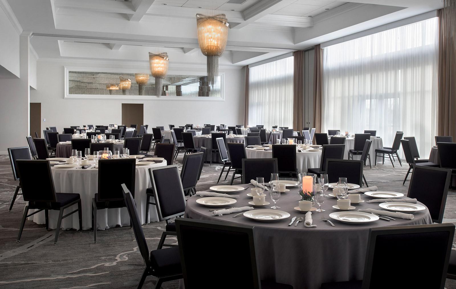 The Elegance Ballroom At The Residence Inn Long Island East End-5